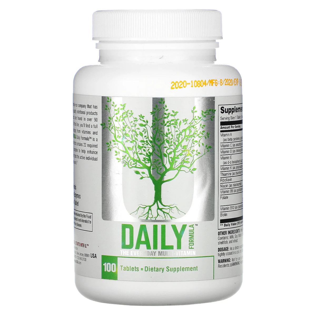 Витаминный комплекс Daily Formula